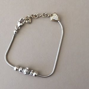 Brighton Mini charm bracelet